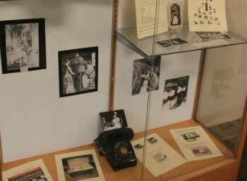 HCMC History Center Display